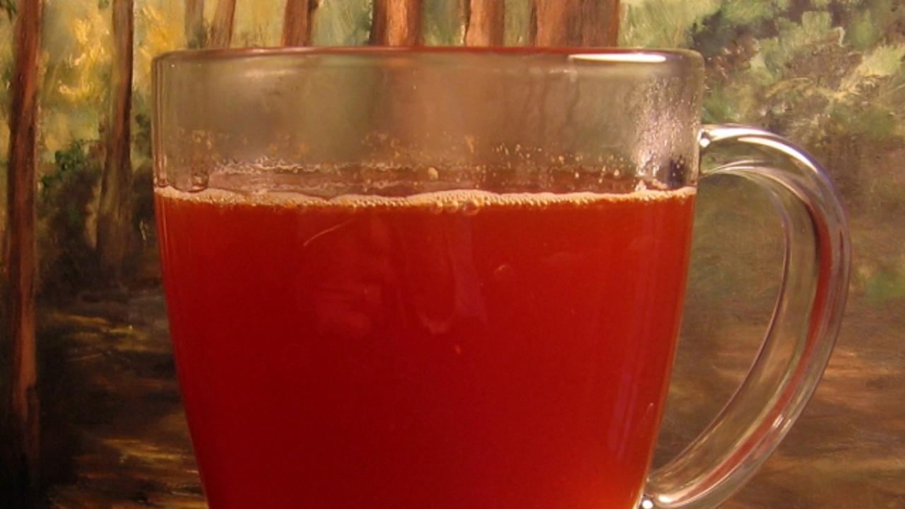 Чай от червена боровинка за понижаване на кръвното налягане